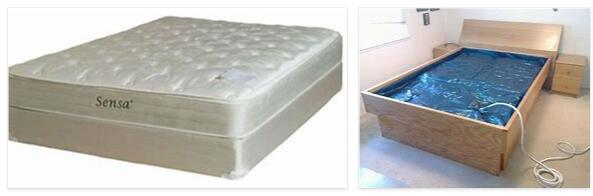 Types of Water Beds 1